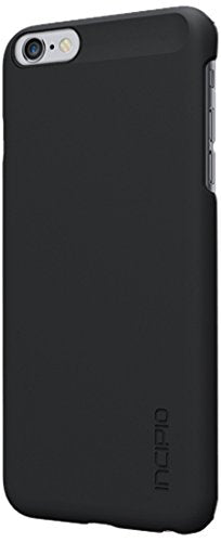 iPhone 6S Plus Case, Incipio feather Case [Lightweight][Shock Absorbing] Cover, Black