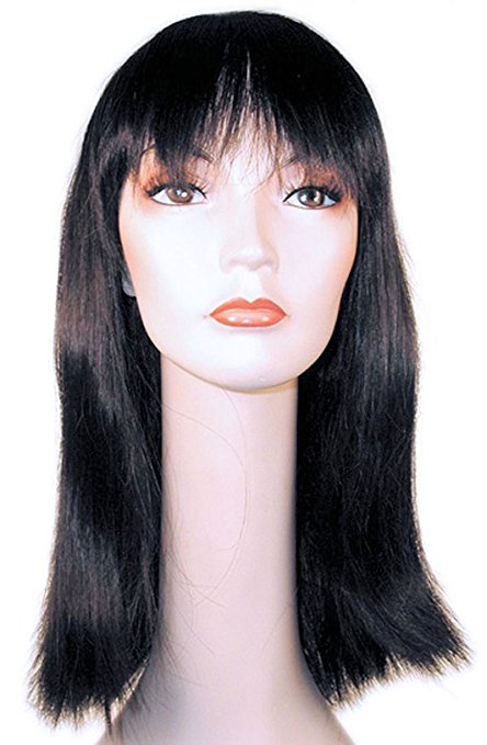 Cleo Long Dlx Wig, Platinum Blonde, One Size