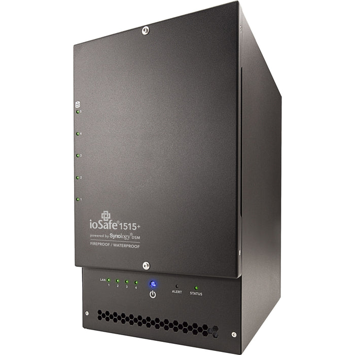 ioSafe 1515+ NAS Server with 1 Year DRS PRO