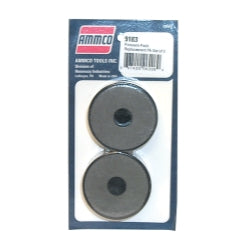 Ammco 9183 Replacement Silencer Pads - Set of 2