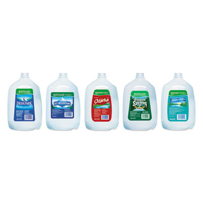 Nestle Water North Amer 11475178 Gal Ice Mount Dis Water - Quantity 6 Beverages