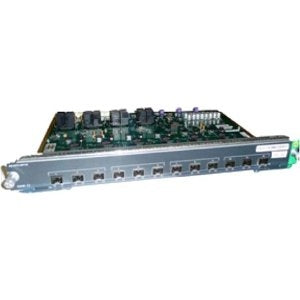 Cisco Catalyst 4500E Series 12-Port 10 Gigabit Ethernet (SFP+) - 12 x SFP+ 12 x Expansion Slots