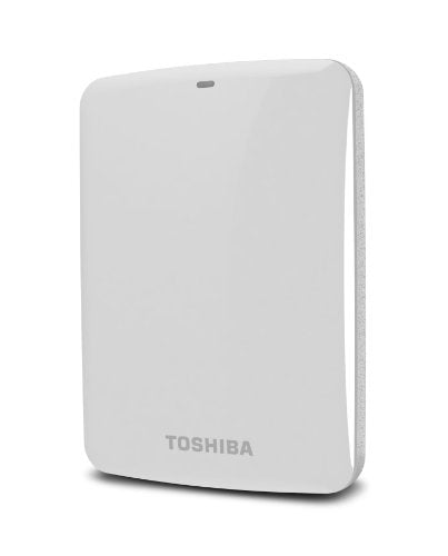 (Old Model) Toshiba Canvio Connect Portable Hard Drive (HDTC707XW3A1)