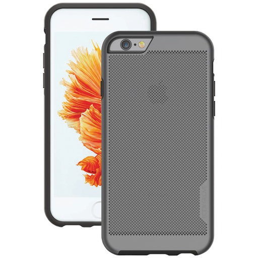 Body Glove 9619201 Mirage Case for iPhone(R) 7 Plus (Gray/Black)