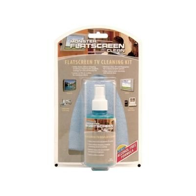 MONSTER FS CLNKIT-LG1 Flatscreen Screenclean Cleaner (Discontinued by Manufacturer)
