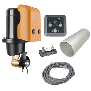Quick BTQ 125-30 DC Bow Thruster Kit, 12V 30kgf, 1.5kw