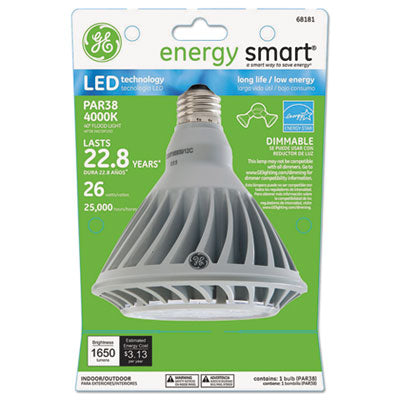 GE 12W Par38 LED Bulb (Pack of 3)