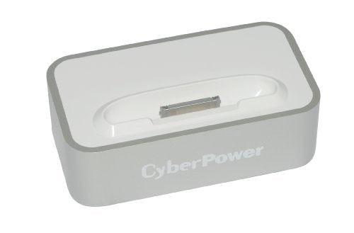 CyberPower CPH320AP Charging Dock and 3 Port USB Hub for iPod/iPhone 3G, 3GS, 4, 4S