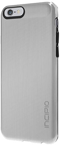 iPhone 6S Case, Incipio feather SHINE Case [Aluminum][Lightweight] Cover fits both Apple iPhone 6, iPhone 6S - Silver