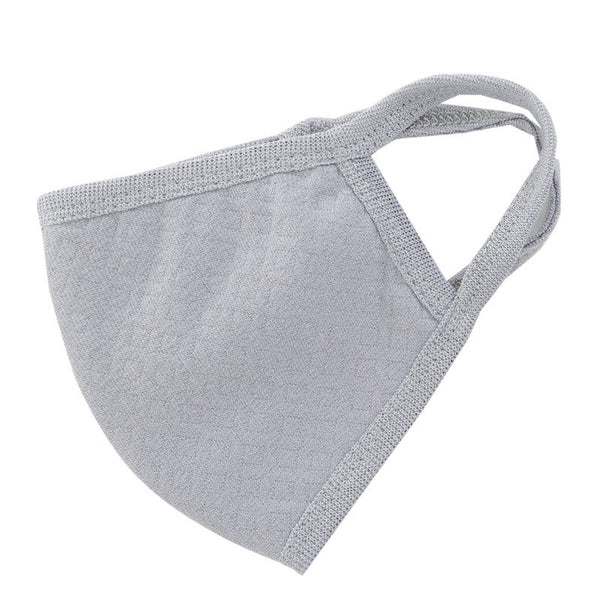 FM128 breathable comfortable reusable plain cotton face mask