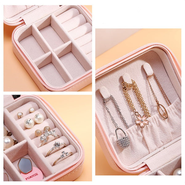 CK93004 compact jewellery box ideal for travelling