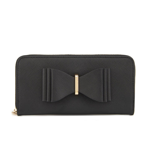 CASEY PURSE BLACK - Charlie & Kate