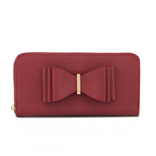 CASEY PURSE RED - Charlie & Kate