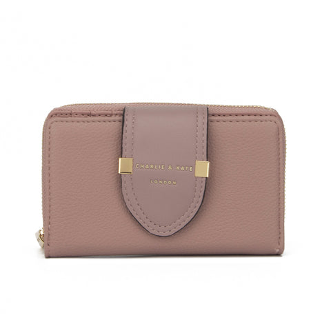 TIFFANY PURSE DARK PINK - Charlie & Kate