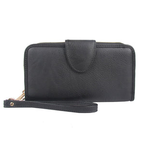 QUINN PURSE BLACK - Charlie & Kate