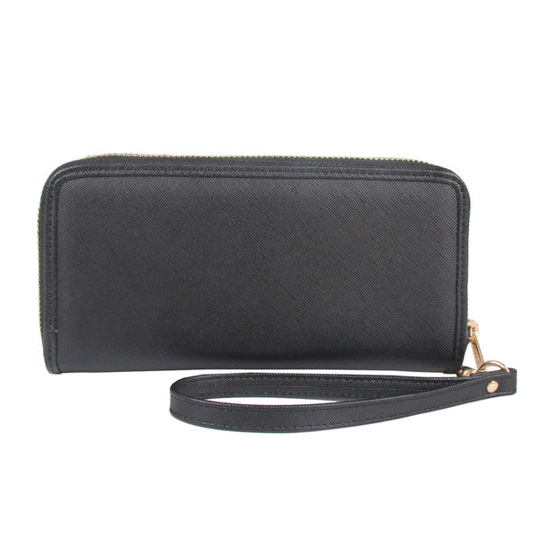 MORGAN PURSE BLACK - Charlie & Kate