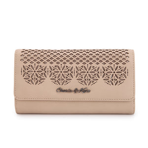 HEATHER PURSE BEIGE - Charlie & Kate