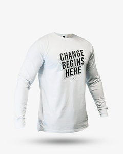 Mens Wireframe Change Longsleeve
