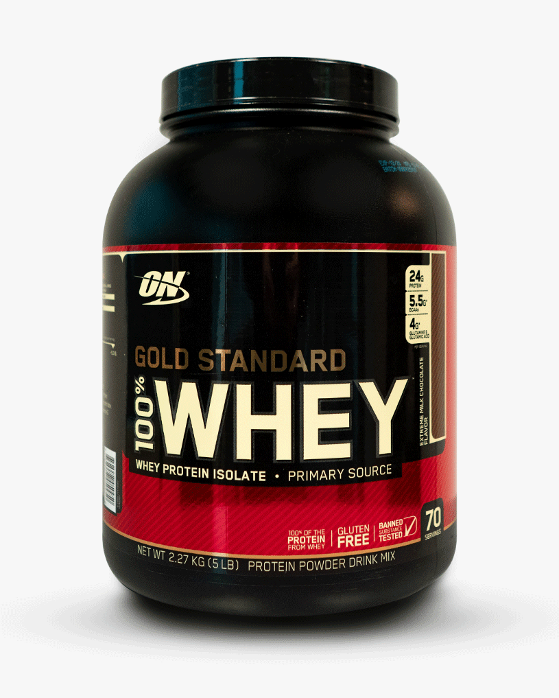 ON 100% WHEY GOLD STANDARD 5LB