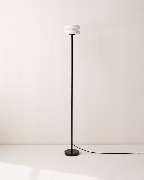 Puck Floor Lamp