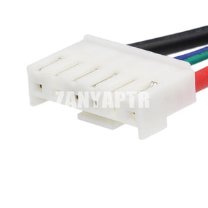 Anet A6 A8 3D Printer Hotbed Cable with Thermistor for Heated Bed