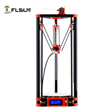 FLSun Delta 3D Printer 240*285 Pulley Version Linear Guide Kossel