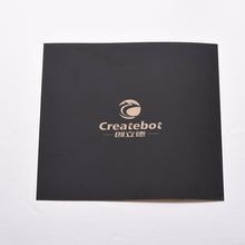 Createbot 3D Printer Reusable Build Surface