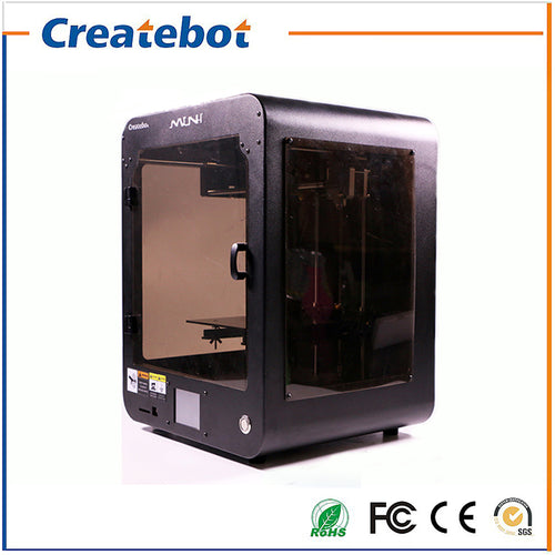 Createbot Mini 3D Printer Fully Assembled and Tested Metal Frame