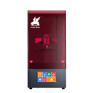 Flyingbear Shine DLP Resin 3D Printer Color Touch Screen  2560*1440 2K LCD