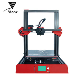 TEVO Flash FDM 3D Printer 235*235*250mm Large Print Area 2018 DIY Kit