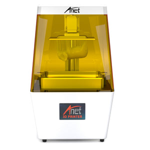 Anet N4 Resin 3D Printer LED UV Light Curing 2K LCD Screen Off-Line Print