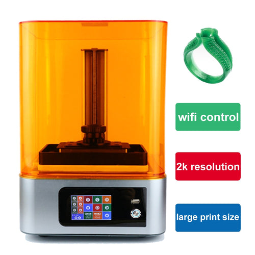 Sculptor UV Light-Curing wifi SLA/LCD 3d printer large with 405nm UV resin DLP Impresora for Jewelry dentistry photon gift