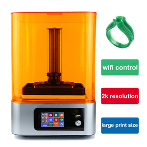 Micromake Sculptor DLP 3D Printer UV Resin