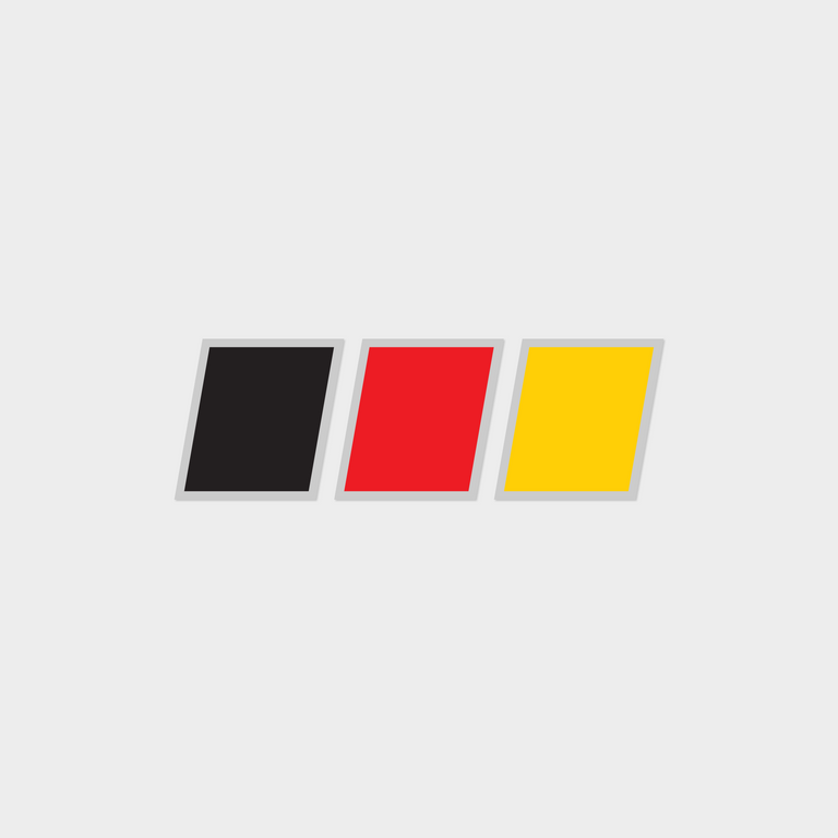 Druck Germany Chevrons Flag