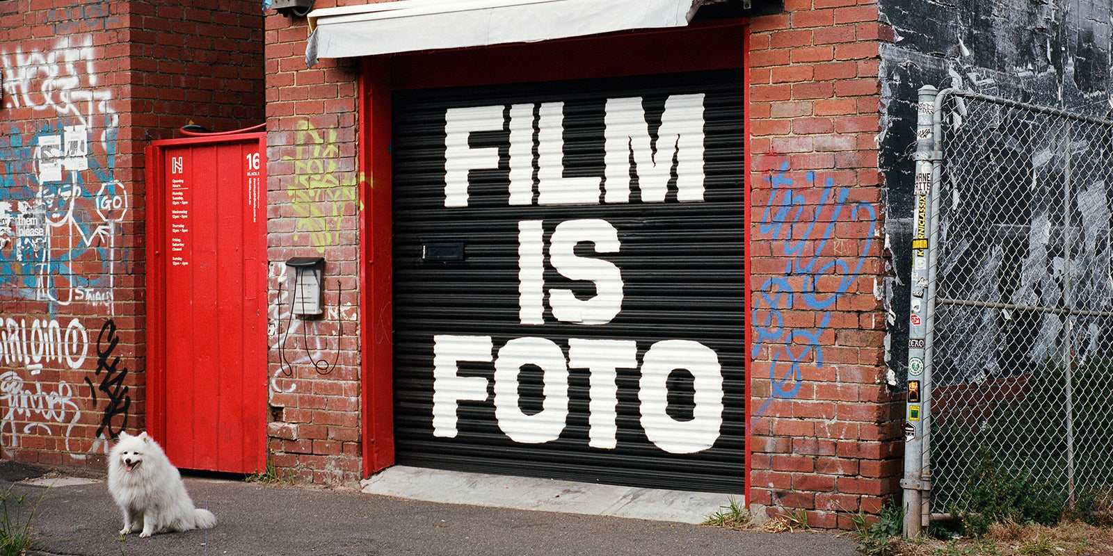 Hillvale Film Is Foto
