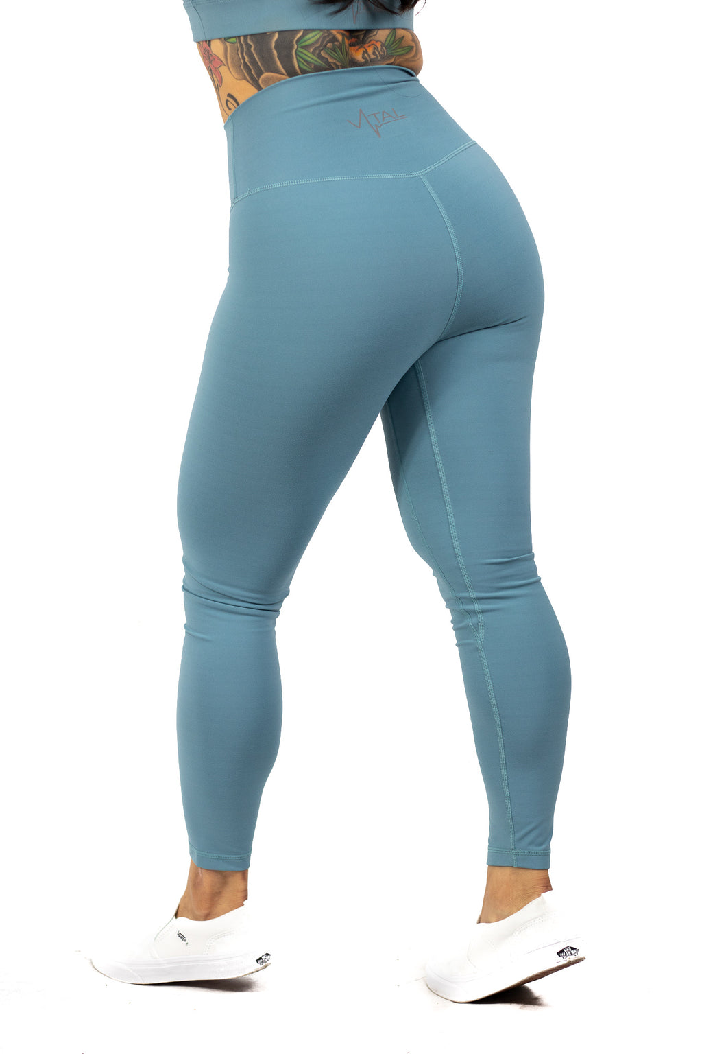Plush V2 High Waisted Gym Workout Leggings Women