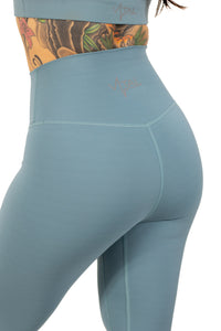 Plush V2 Legging - Teal