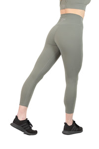 High Waisted Leggings Athletic Squat Proof Purple