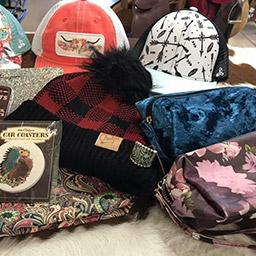 Accessories - Hats, Bags, Coasters and MORE