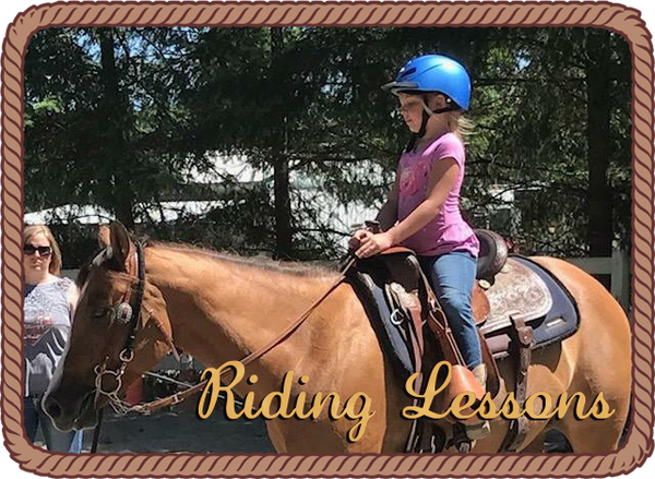 Rachael offers Vaulting Lessons at Rhinestone Ranch