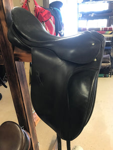 "17"" Passier Dressage Saddle"