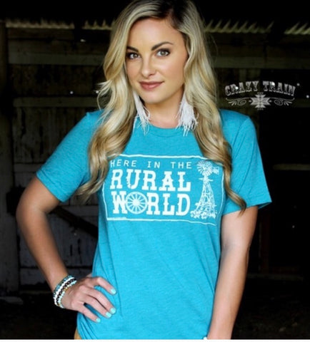 Rural World Tee