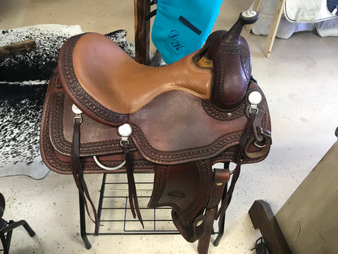 "16"" Billy Cook Trail Saddle"