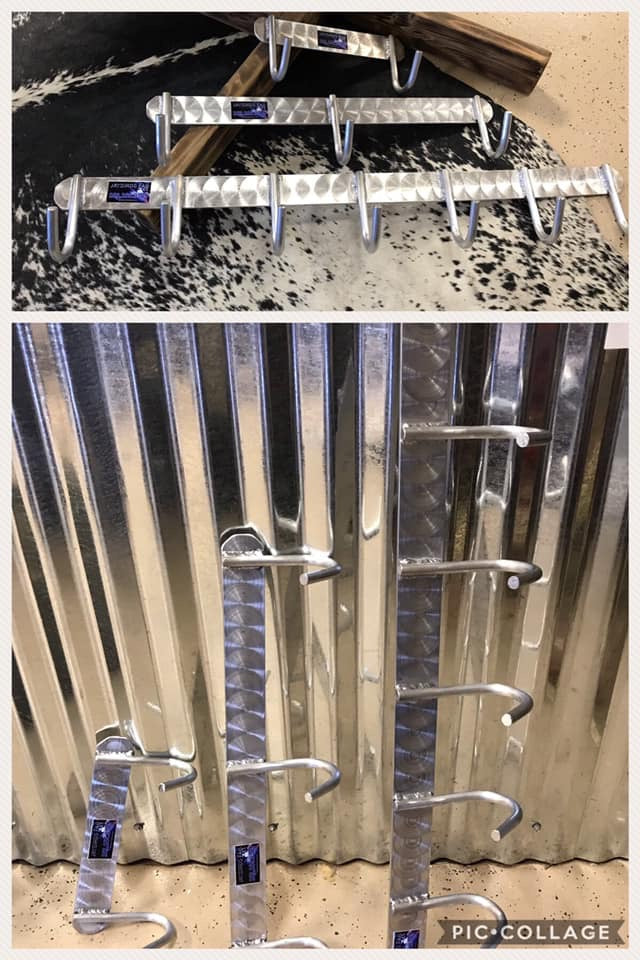 Custom Aluminum Tack Racks