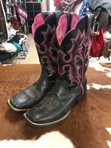 Ladies Ariat ATS Western Boots 9B