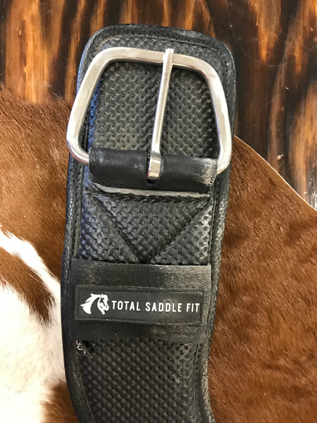 "30"" Total Saddle Fit Neoprene Western Cinch"