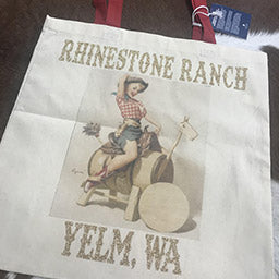 Rhinestone Ranch Bag