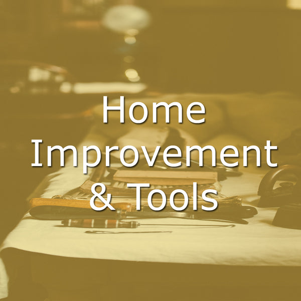 Home Improvement & Tools