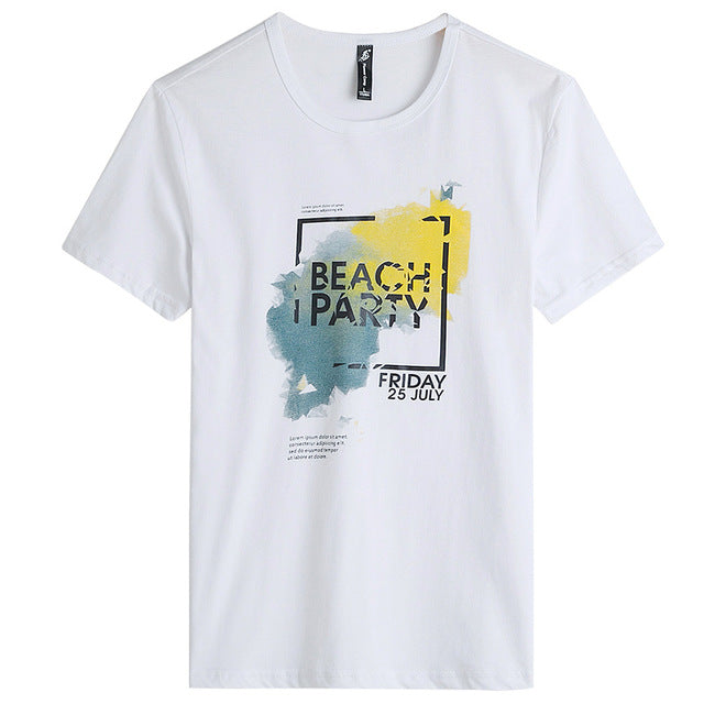 Pioneer White Beach Party Tshirt