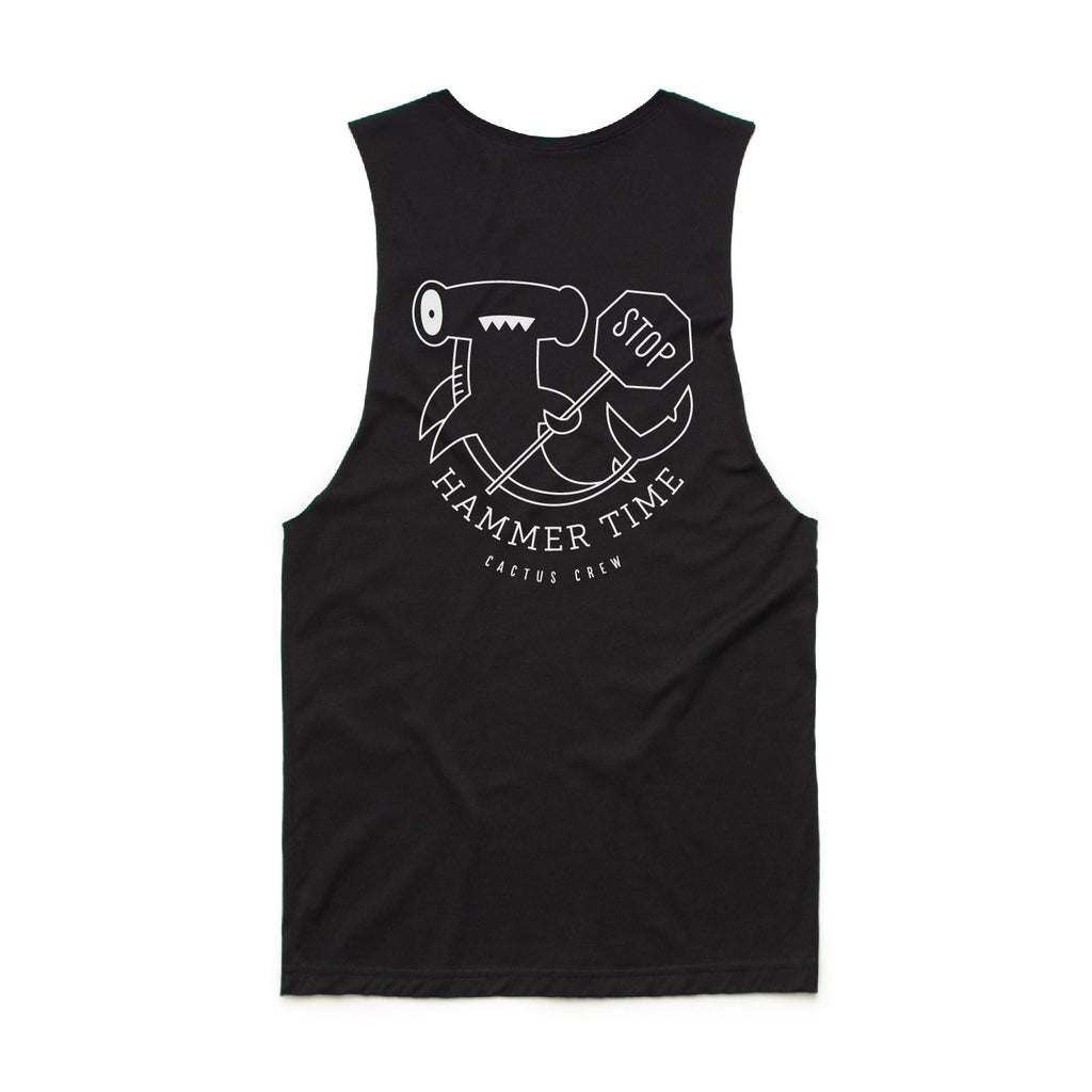 ADULTS HAMMER TIME TANK